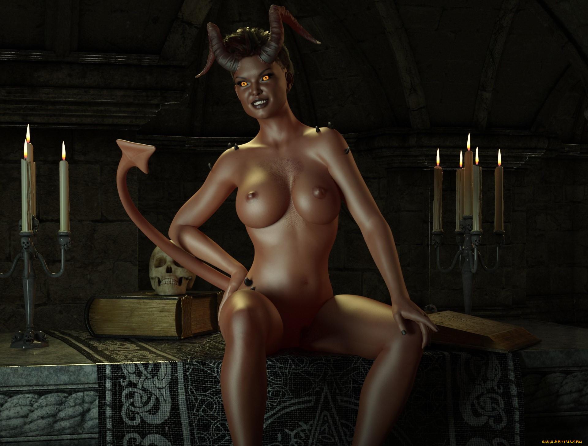 Nude fantasy thumbs